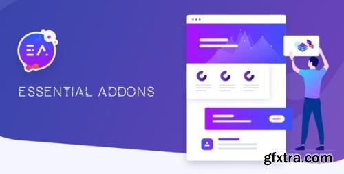 Essential Addons for Elementor - Pro v4.4.10 - NULLED