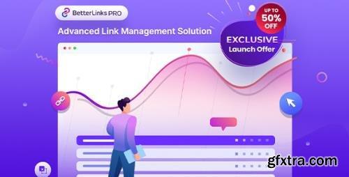 BetterLinks Pro v1.1.0 - Advanced WordPress Plugin For Link Shortening, Tracking & Analyzing