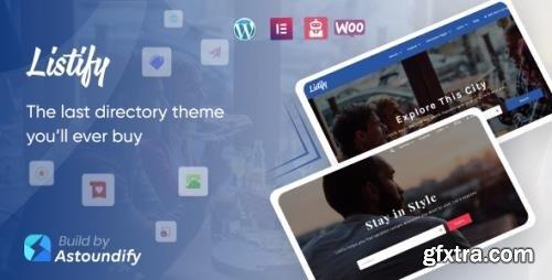 ThemeForest - Listify v3.0.0 - Directory WordPress Theme - 9602611