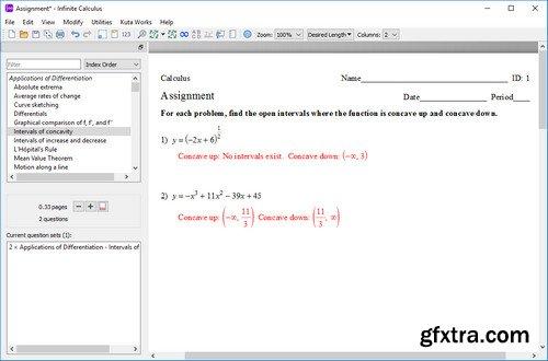Infinite Calculus 2.61.03