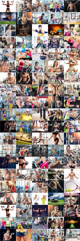 Sports, stock photo bundle vol 1