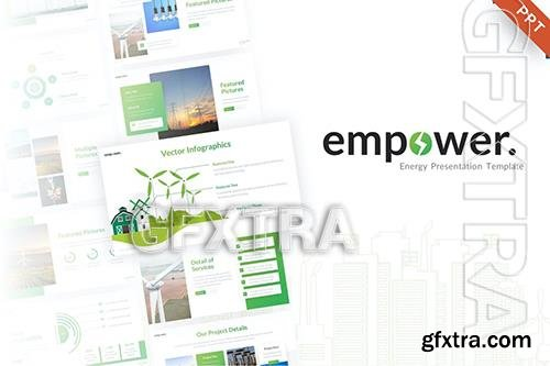 Empower Ecology PowerPoint Template T8JG6W7