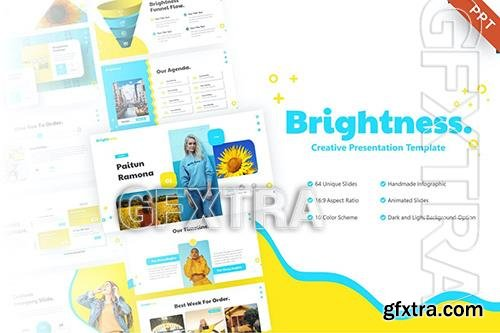 Brightness Multipurpose PowerPoint Template 5L7WEVL