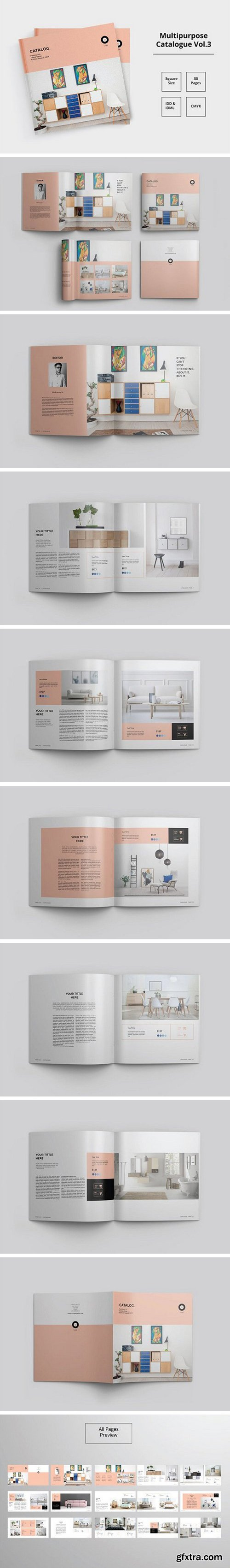 Multipurpose Catalogue Vol 3
