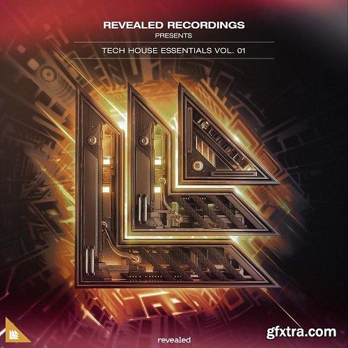 Revealed Recordings Revealed Tech House Essentials Vol 1 WAV MIDI
