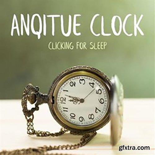 Clock Ticking Antique Clock Ticking for Sleep [Sound Effects] WAV