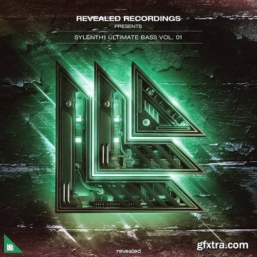 Revealed Recordings Revealed Sylenth1 Ultimate Bass Vol 1 WAV FXP