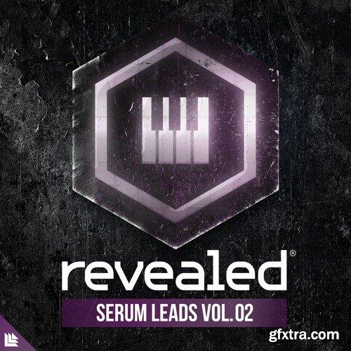 Revealed Recordings Revealed Serum Leads Vol 2