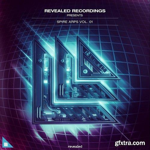Revealed Recordings Revealed Spire Arps Vol 1 SPF2