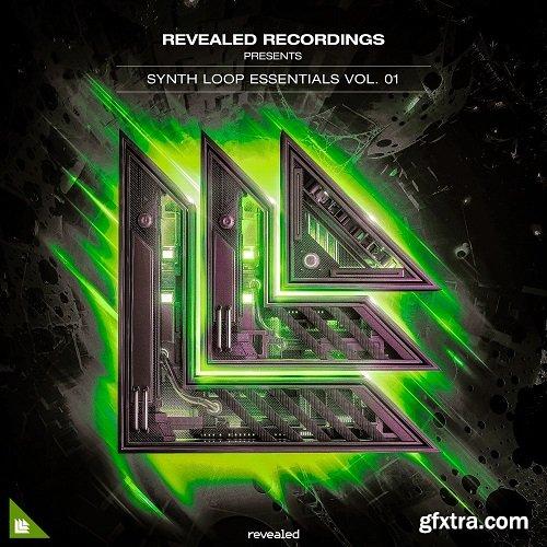 Revealed Recordings Revealed Synth Loop Essentials Vol 1 WAV