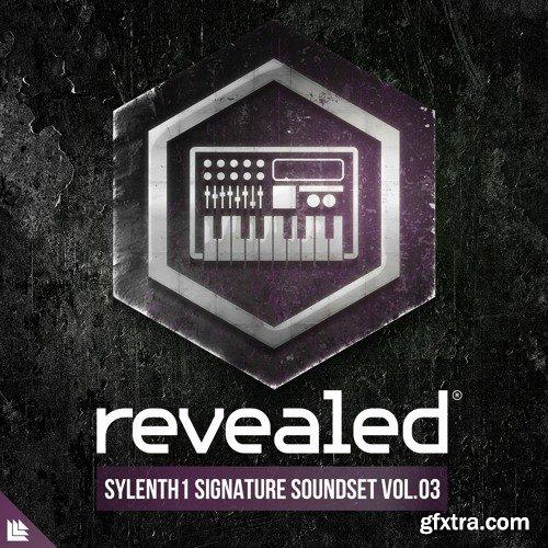 Revealed Recordings Revealed Sylenth1 Signature Soundset Vol 3