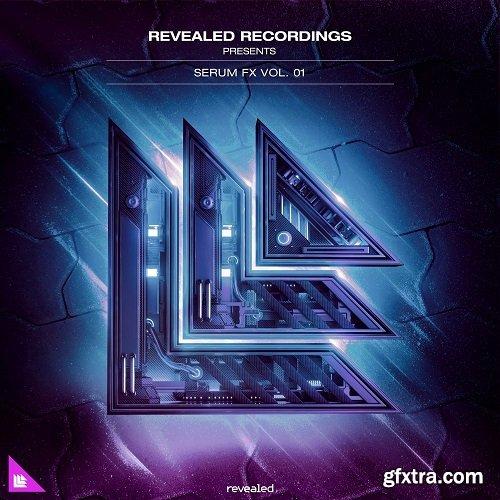 Revealed Recordings Revealed Serum FX Vol 1 WAV FXP