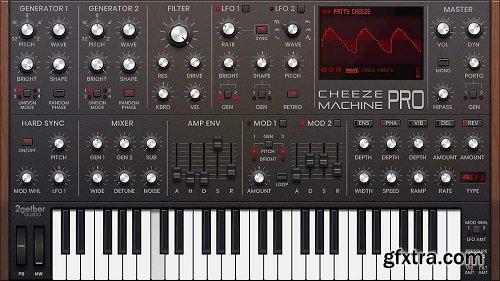 2getheraudio Cheeze Machine PRO v1.2.1.8093