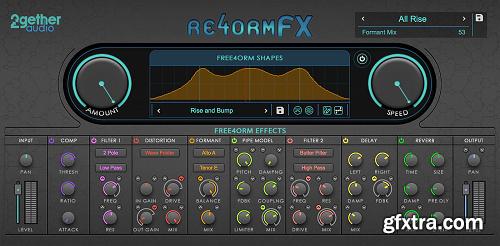 2getheraudio RE4ORM FX v1.1.0.5931
