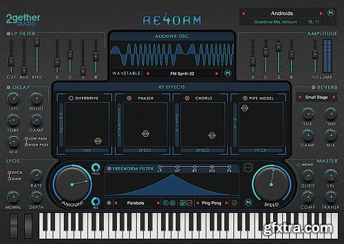 2getheraudio RE4ORM v1.1.0.5918