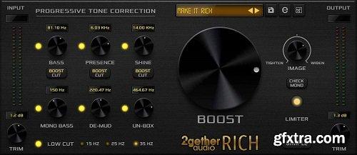 2getheraudio RICH v1.0.4.8840