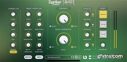 2getheraudio SN4RE Drum v1.0.0.7711