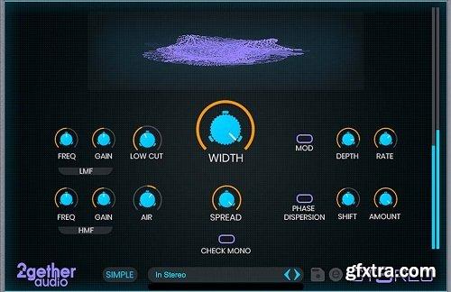 2getheraudio ST3REO v1.0.0.6953