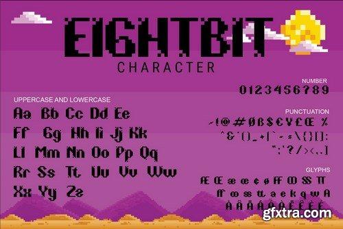 Eightbit Font