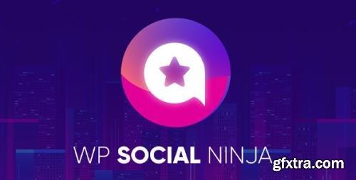 WP Social Ninja Pro v3.0.1 - All-In-One Social Media WordPress Plugin - NULLED