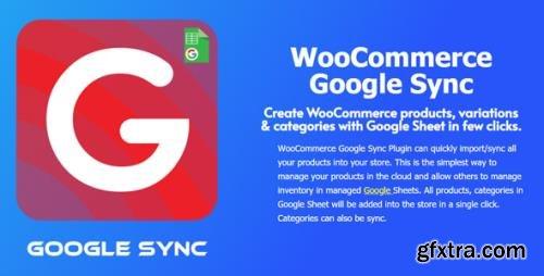 NajeebMedia - Sync WooCommerce with Google Sheets PRO v3.0 - NULLED