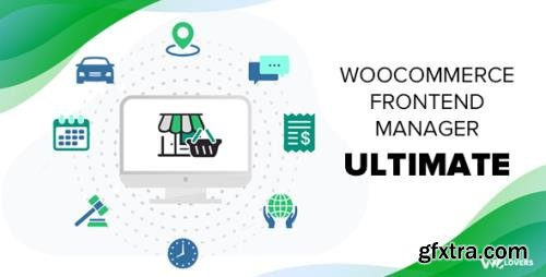 WCLovers - WCFM - WooCommerce Frontend Manager - Ultimate v6.5.8 + Add-Ons - NULLED