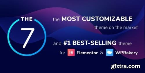ThemeForest - The7 v9.17.2 - Website and eCommerce Builder for WordPress - 5556590 - NULLED