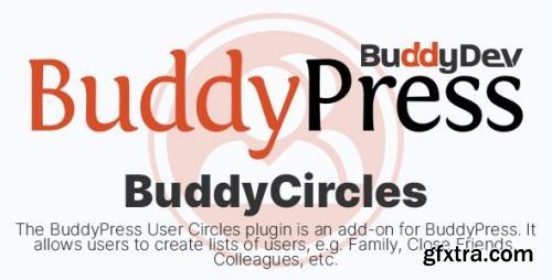 BuddyDev - BuddyCircles v1.1.8 - The BuddyPress User Circles