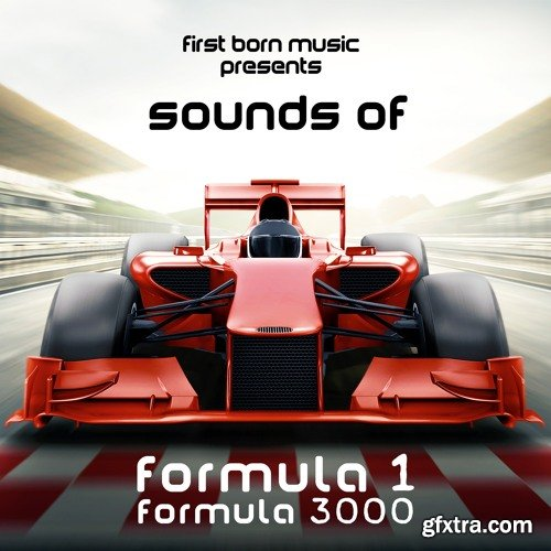 Ultimate Loops Sounds Of Formula 1 And Formula 3000 WAV