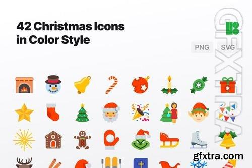 Color - Christmas