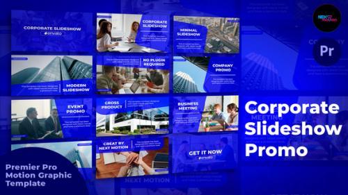 Videohive - Corporate Slideshow Promo - 33970036 - 33970036