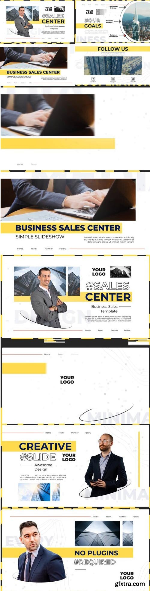 Videohive - Creative Business Corporate Slideshow - 33871429
