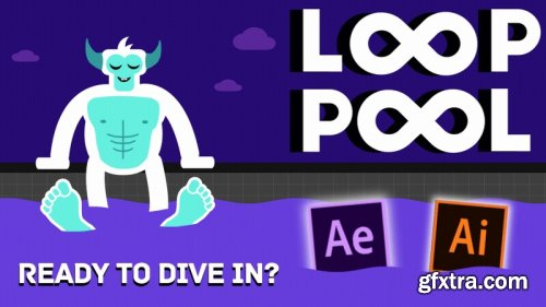 Loop Pool: The Best Beginner's Project For Adobe After Effects