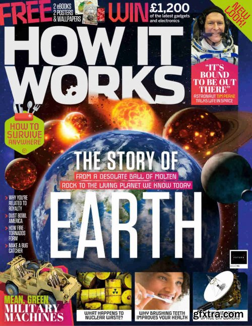 How It Works - Issue 155, 2021