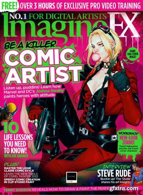 Imagine FX - Issue 205, 2021