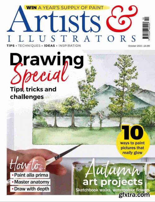 Artists & Illustrators - October 2021