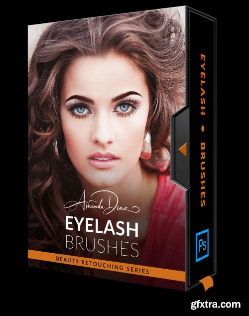 Amanda Diaz Photography - Eyelash Brushes