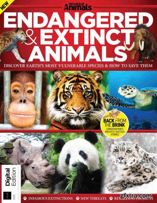 World of Animals Endangered & Extinct Animals - Second Edition, 2021
