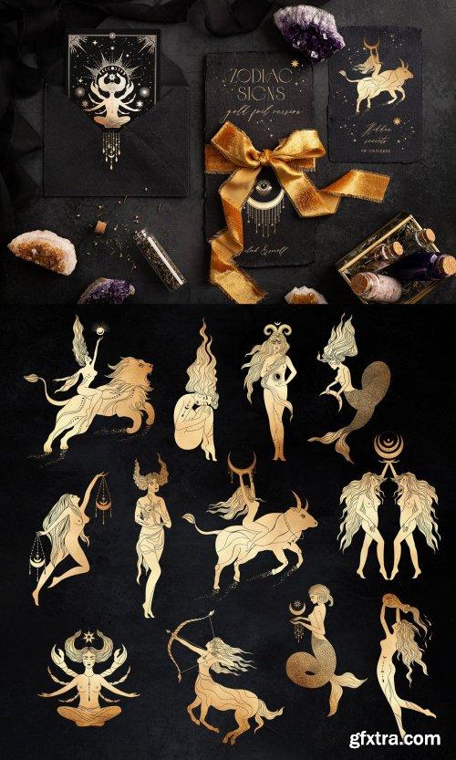 CreativeMarket - NOCTURNA Hidden Secrets Collection 4513552