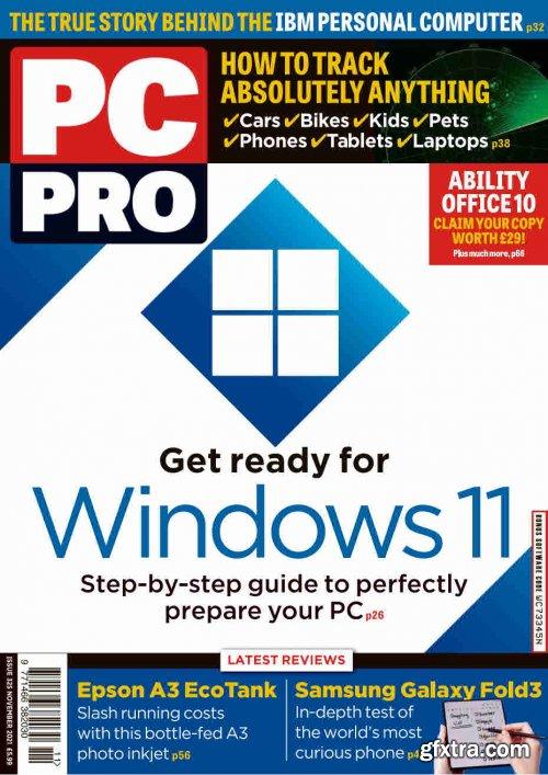 PC Pro - Issue 325, November 2021