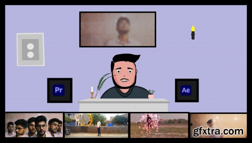 Become Super Hero using Premier Pro and After Effects
