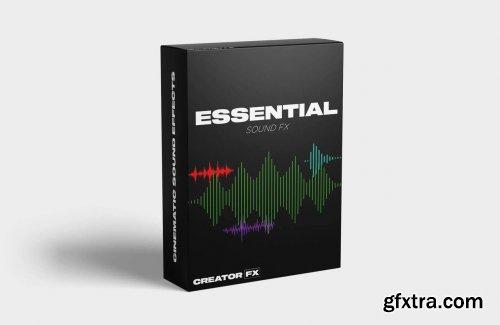 Creator FX - Essnetial Sound FX