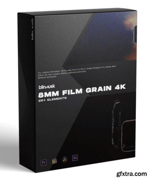 Blindusk - 8mm FILM GRAIN