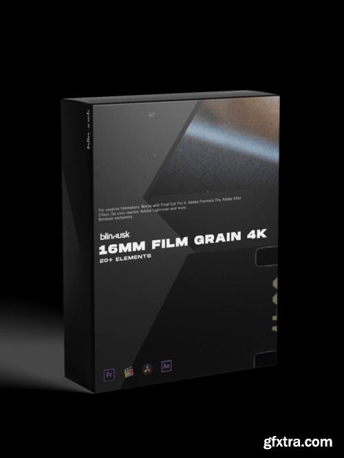 Blindusk - 16mm FILM GRAIN