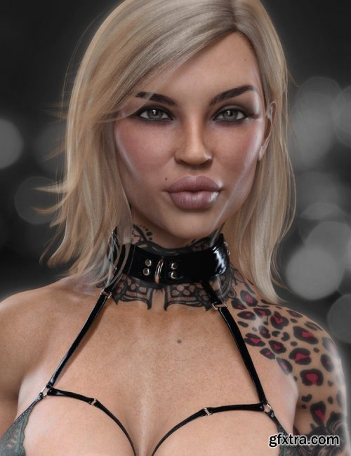 HH Sayble for Genesis 8.1 Female