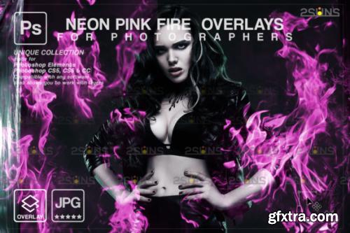 Burn Overlays & Fire