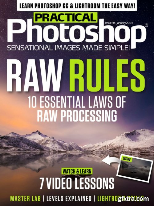Practical Photoshop - Issue 94