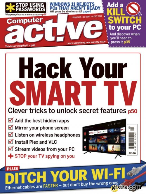 Computeractive - Issue 615, 22 September 2021