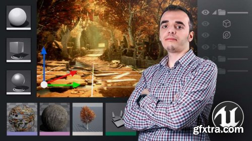 Domestika - Introduction to Unreal Engine 4 for Scene Design