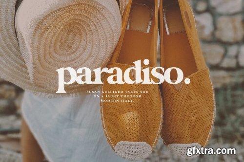 CreativeMarket - Glamour Absolute Modern/Vintage Font 4457843